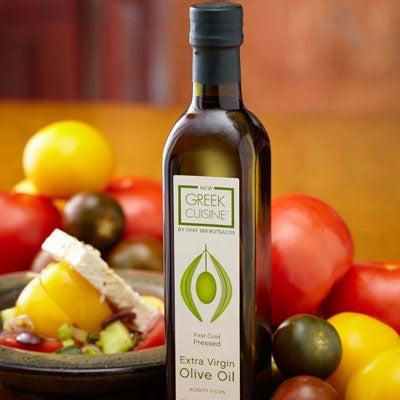 New Greek Cuisine Extra Virgin Olive Oil