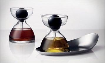 Oil and Vinegar Pipettes