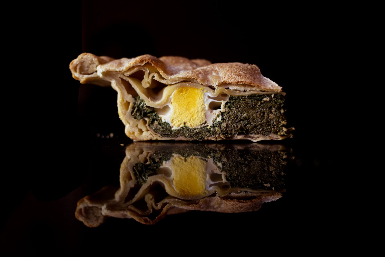 Eastertide Tart (Torta Pasqualina)