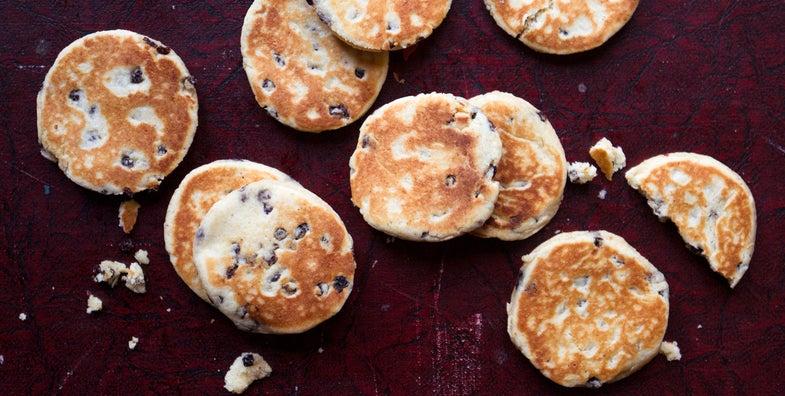 Welsh Cookies