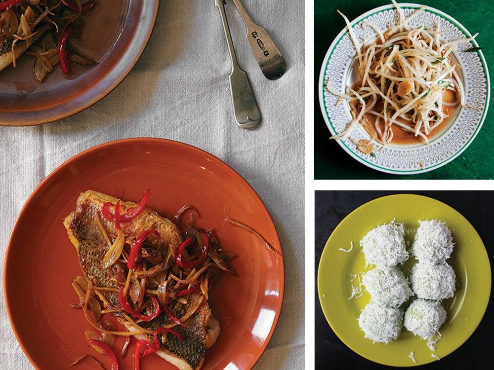 Malay Dinner Menu