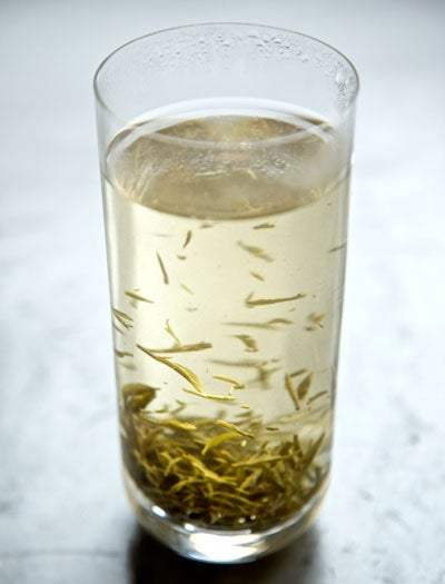 Spring Snail Tea