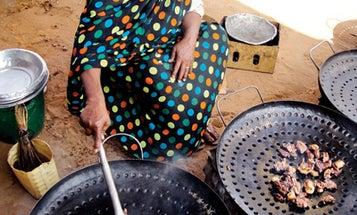 Khartoum's Barbecue Hot Spot
