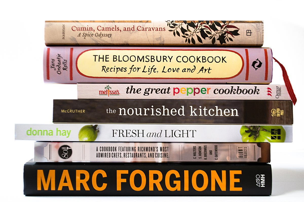 Books Worth Buying: April's Best Food and Drink Releases