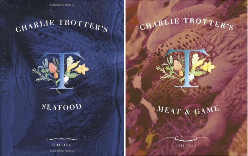 Charlie Trotter's Collection of Cookbooks