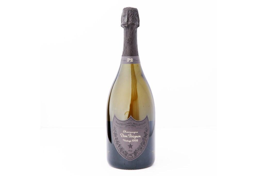 Dom Perignon P2 1998 Wine