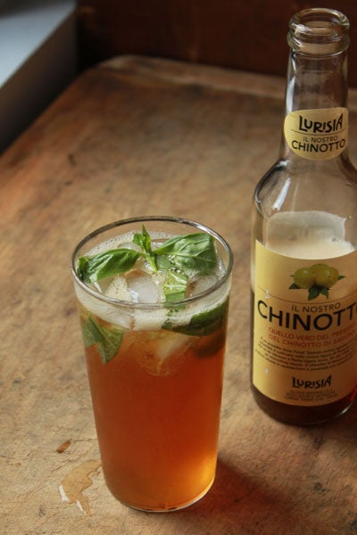 Friday Cocktails: The Sotto Chinotto