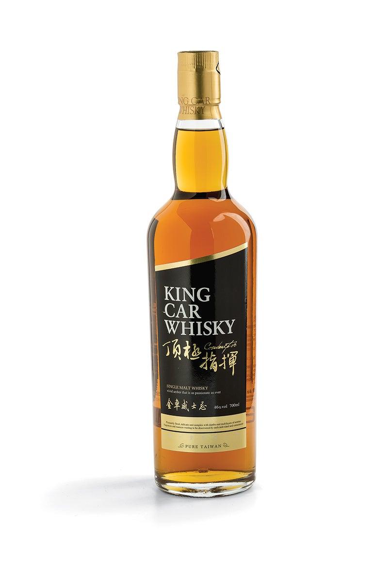 Whiskey's Newest Island