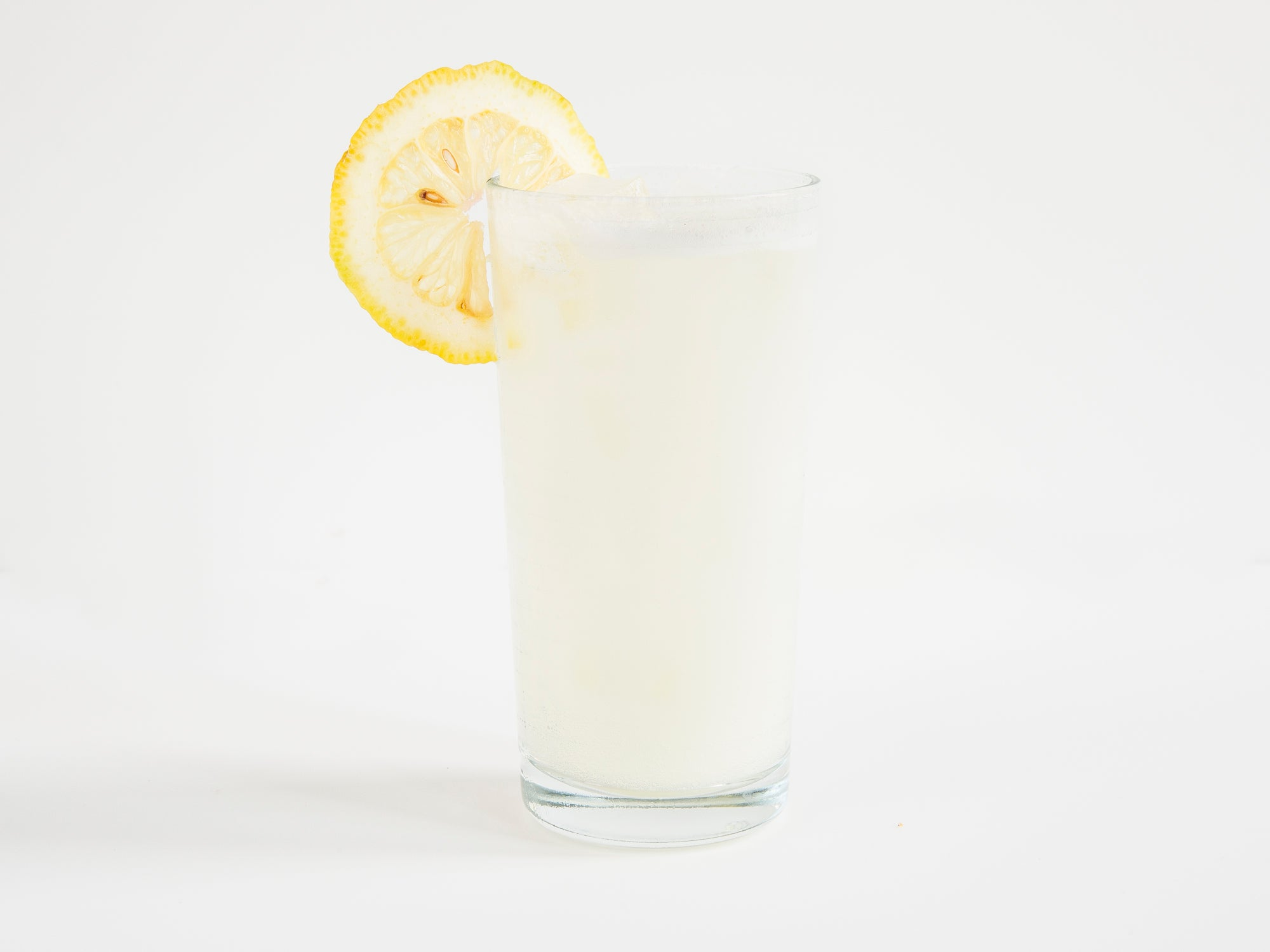 Milk Collins Cocktail