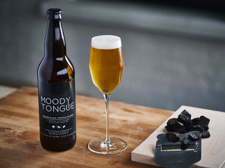You Can Now Drink Truffle Beer On Tap