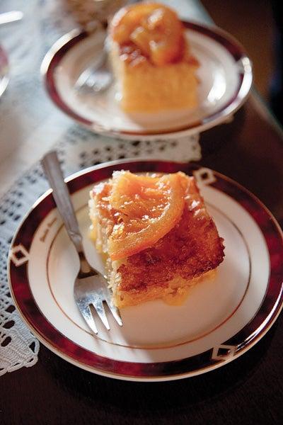 Orange Cake (Portokalopita)