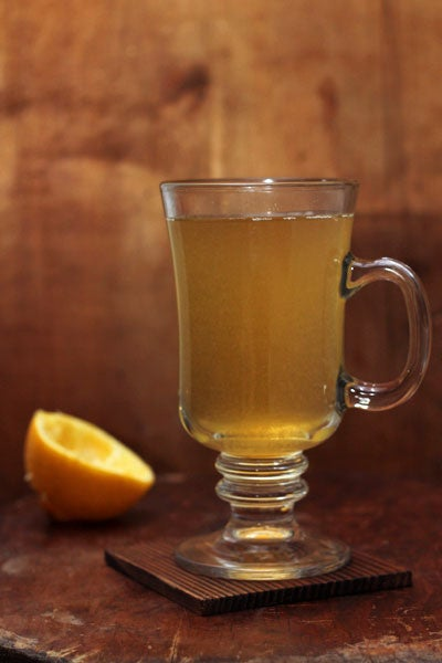 Friday Cocktails: Scotch Hot Toddy