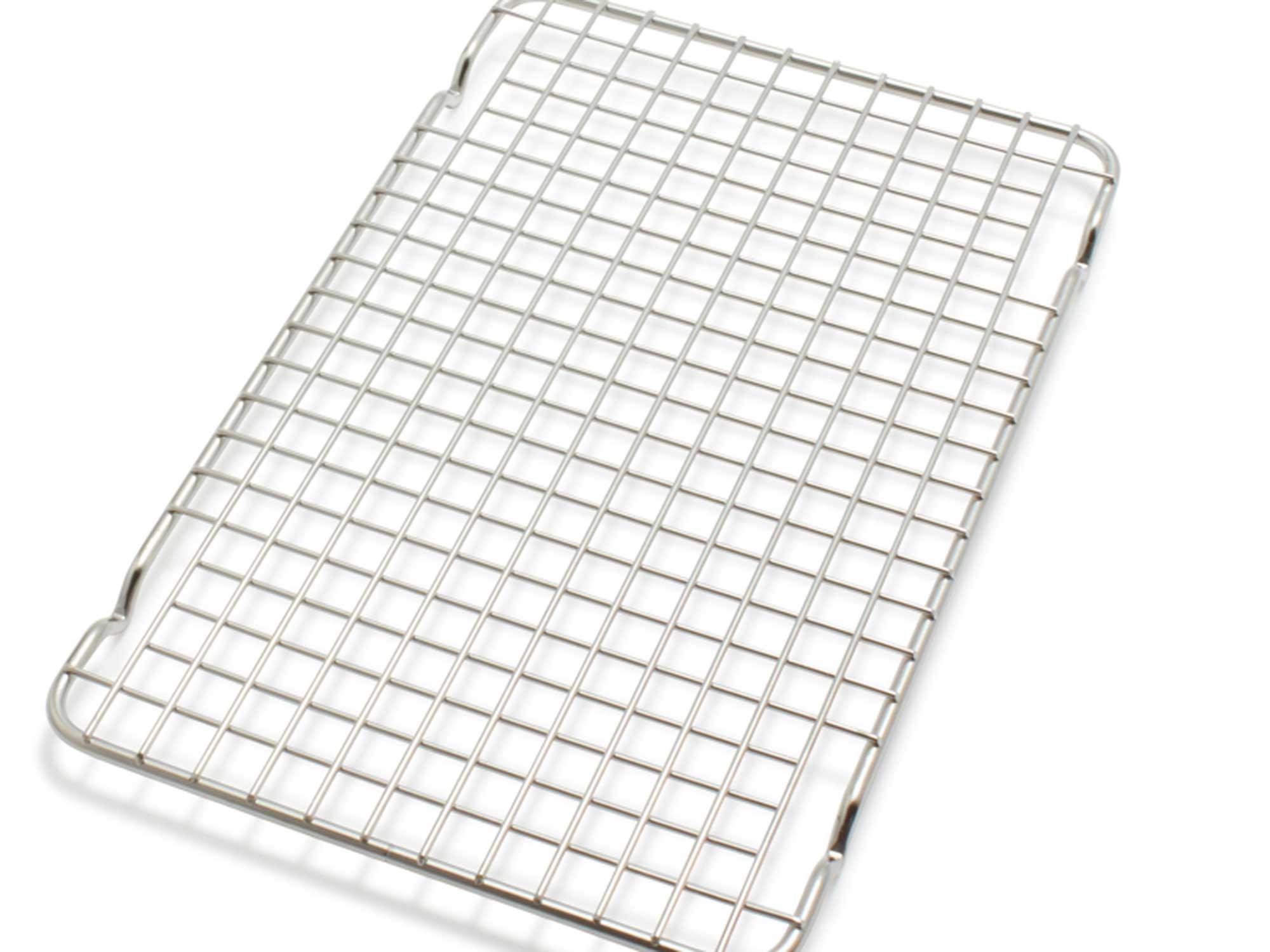 Simple stainless steel racks