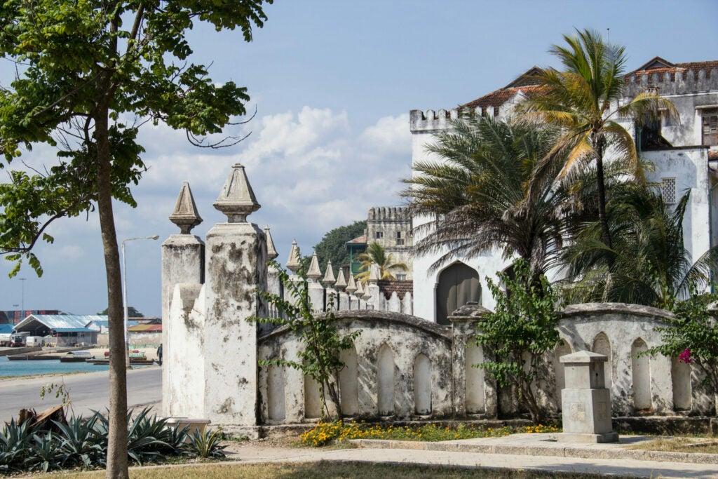 Old Fort, Tanzania