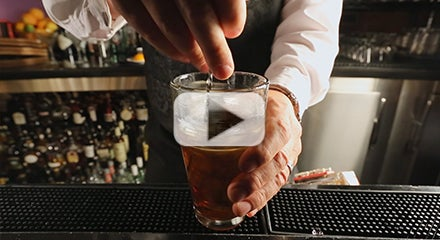 Master Class: Six Manhattans in 60 Seconds