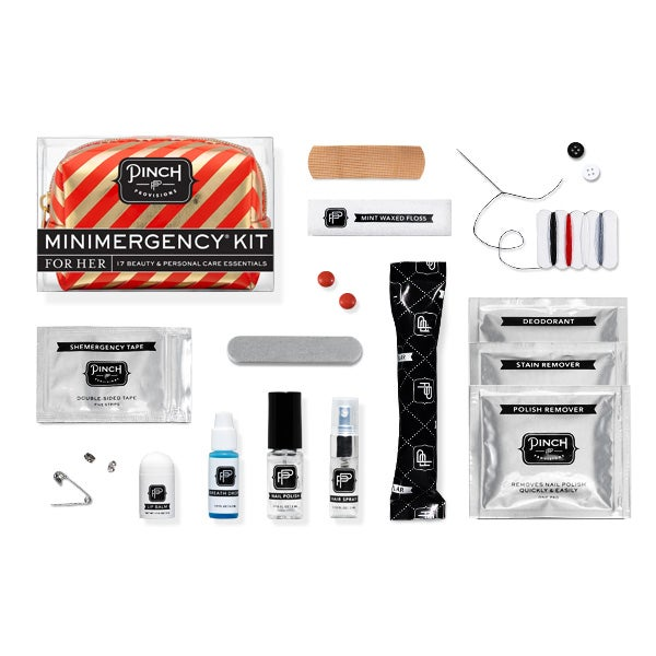 Minimergency kits