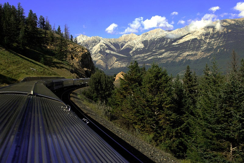 Coffee Crisp and Panorama Cars: Riding and Dining Through the Canadian Rockies