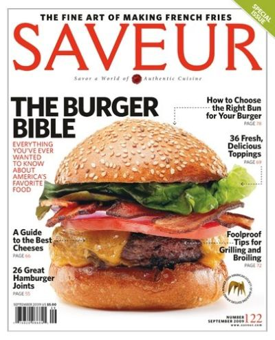 Vote for SAVEUR: Most Delicious Cover