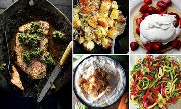 A Memorial Day Backyard Cookout