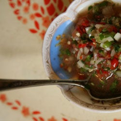 Fresh and Spicy Salsas