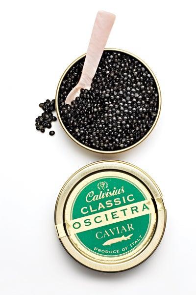 Regal Roe: Calvisius Caviar from Italy