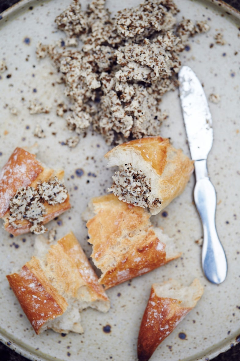 Chablis truffle butter