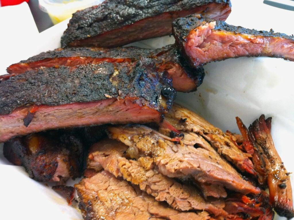 Gatlin's BBQ in Houston, Texas