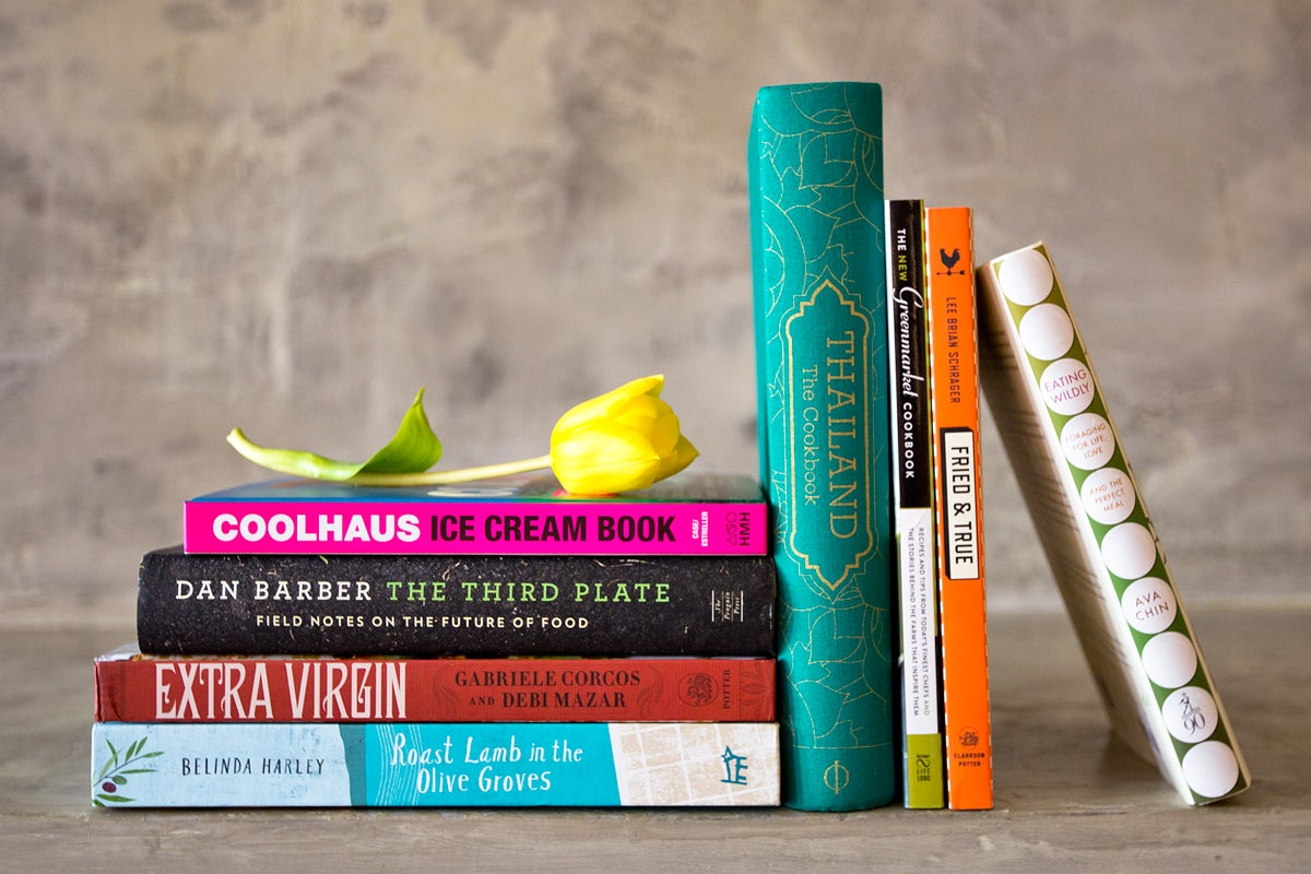 Books Worth Buying: May's Best Food and Drink Releases