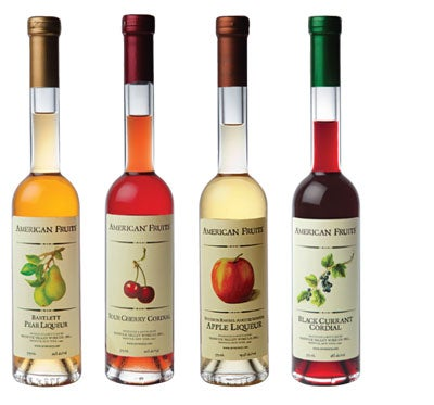 Fruits of their Labor: The Fruit Cordials of American Fruits