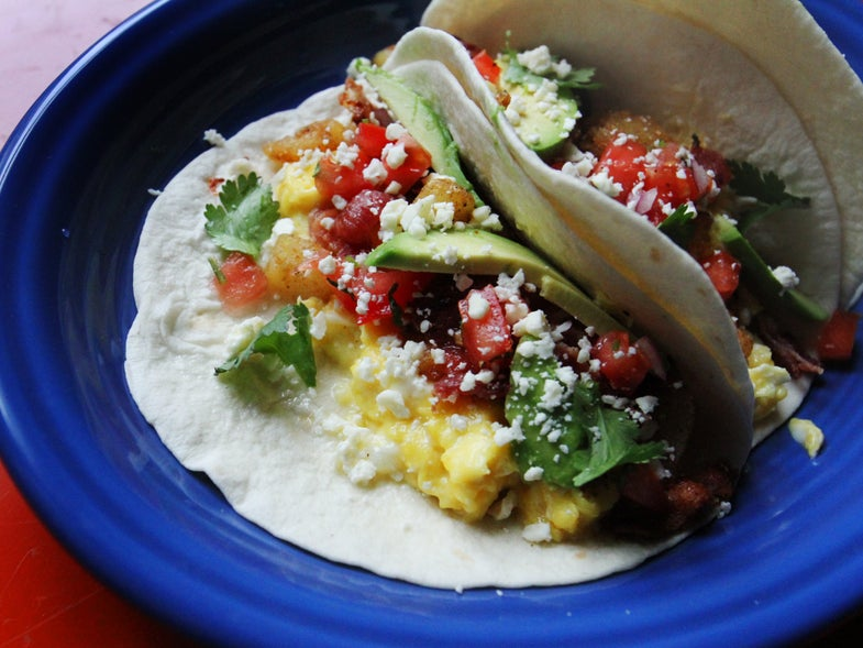 How to Make Your Own Breakfast Tacos