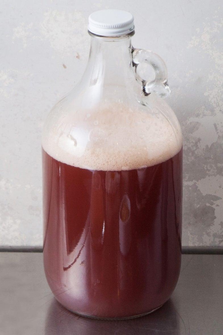 Keg Dreg Vinegar, DIY Pantry