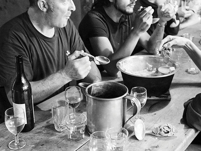 fondue de chalet