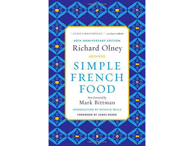Simple French Food by Richard Olney
