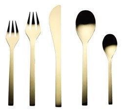 Golden Silverware