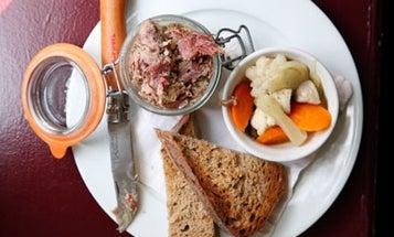 Pot de Lapin au Foie Gras (Cook's Jar with Rabbit and Foie Gras)