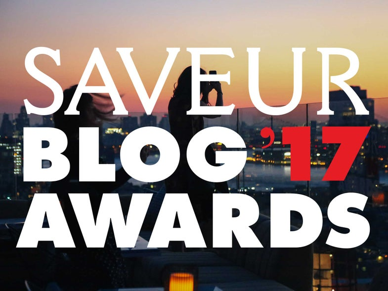 Nominate Your Favorite Food Blogs for the 2017 SAVEUR Blog Awards