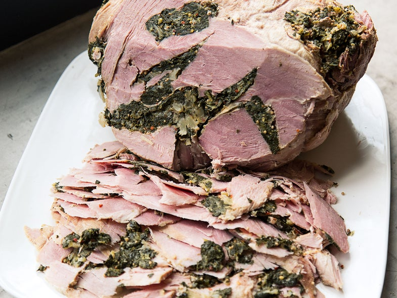 Maryland's Ultimate Holiday Ham