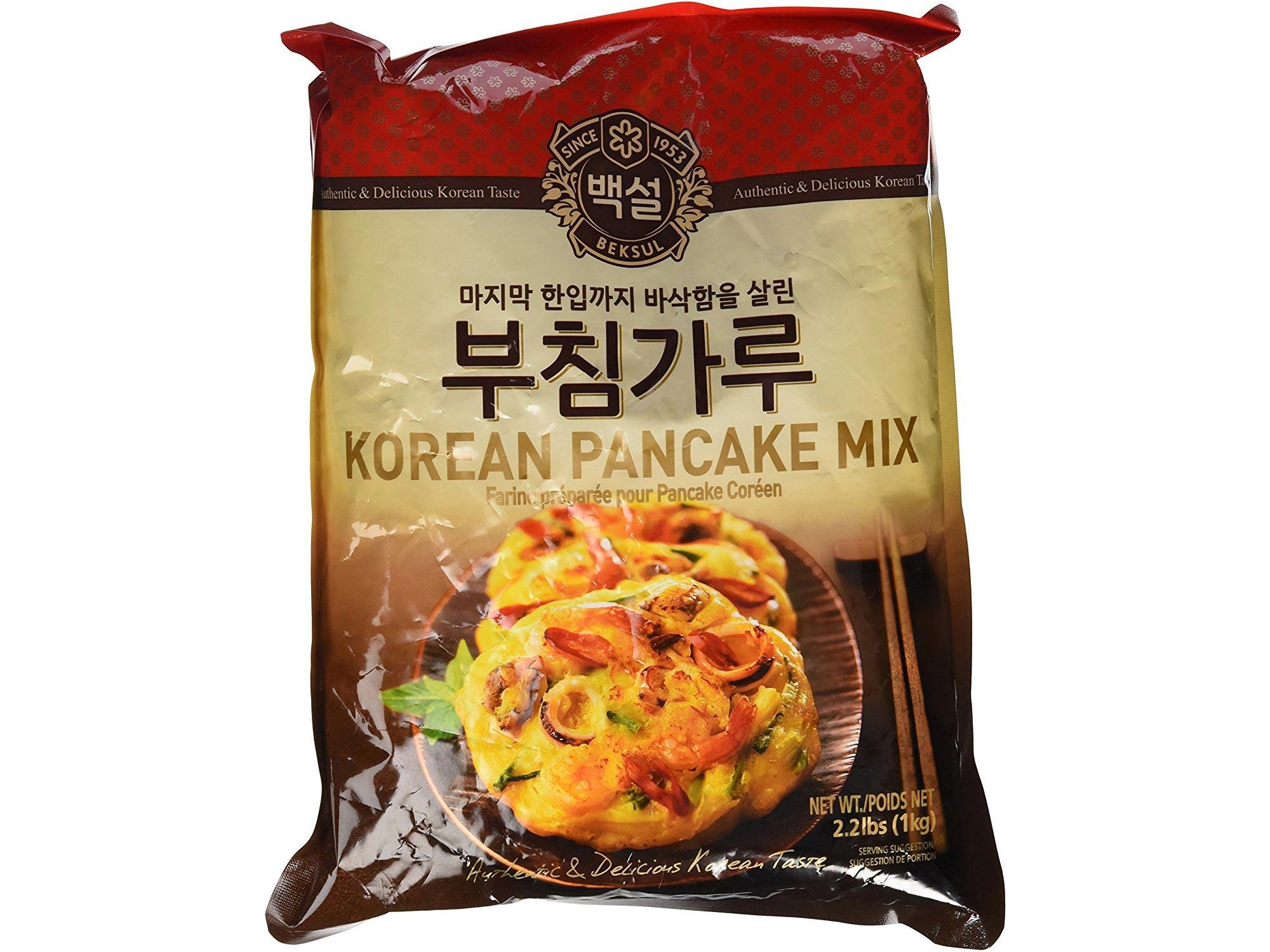 Korean Pancake Mix