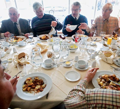 Butchers' Banquet: England's Lincolnshire Wolds