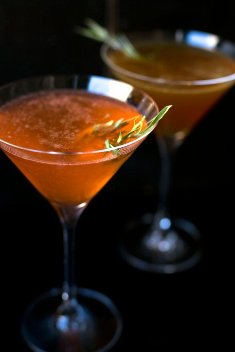 Friday Cocktails: Twists on the Negroni