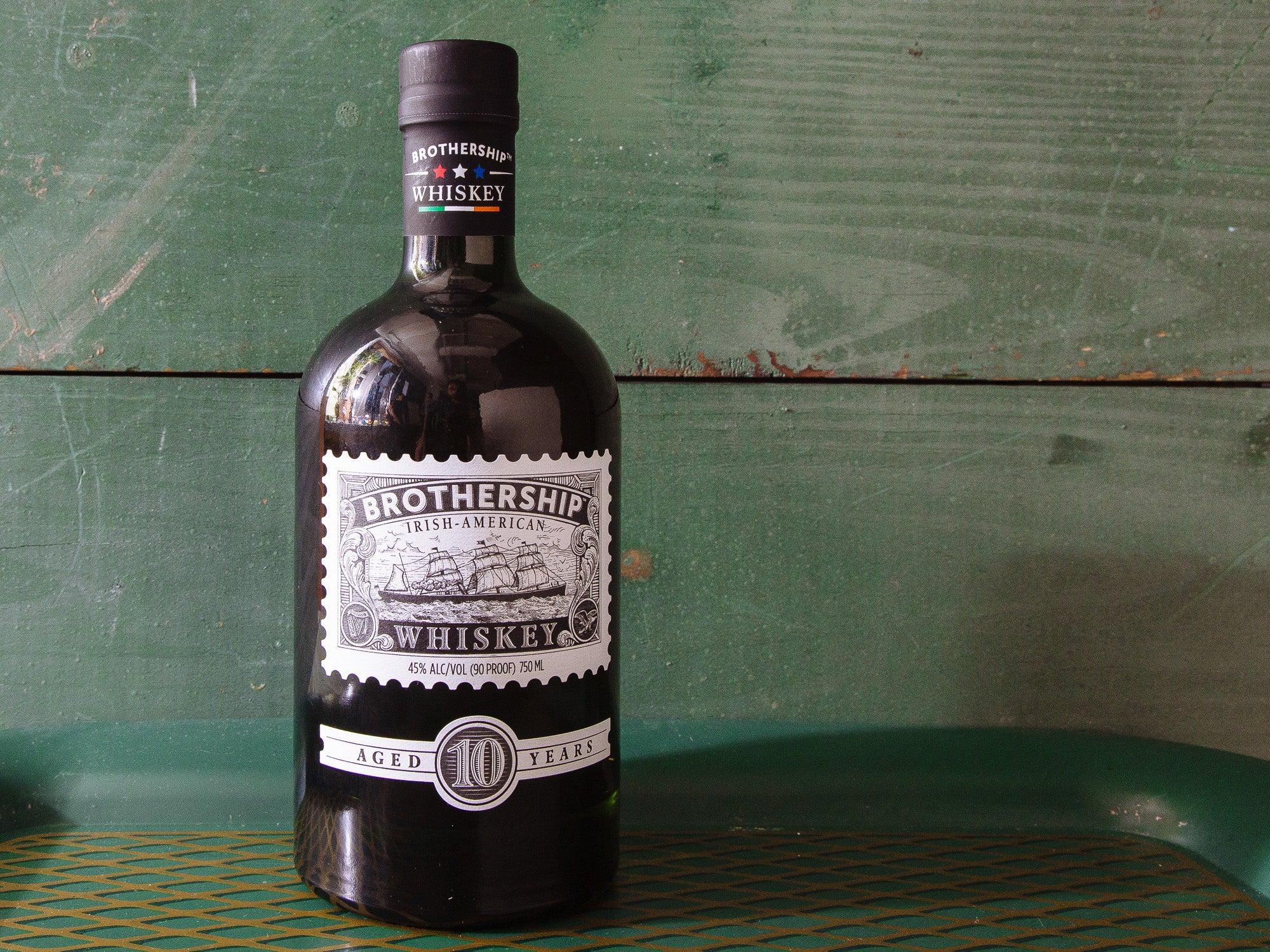 Brothership Irish-American Whiskey