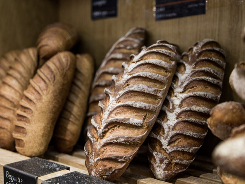 Frederic Lalos bread