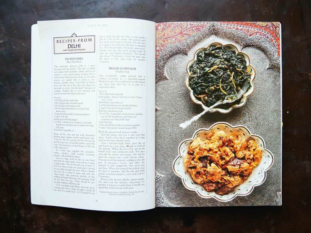 jaffrey cookbook
