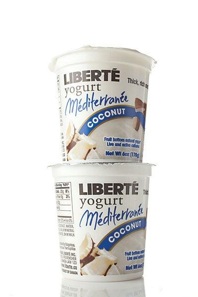 Liberté Coconut Yogurt