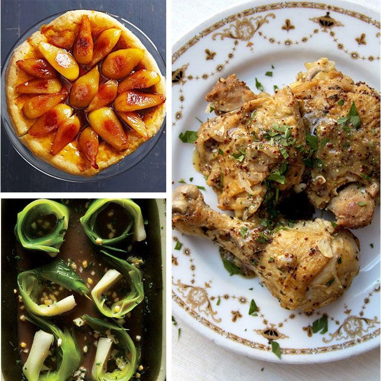 Menu: A New Classic French Feast