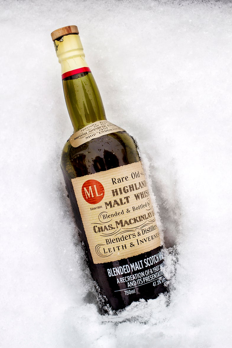 Drink This Now: Mackinlay's Shackleton Rare Old Highland Malt