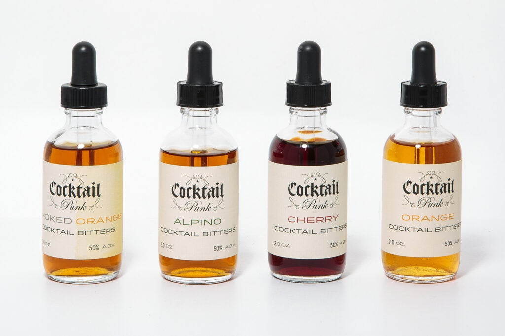 Cocktail Punk Bitters Gift Guide