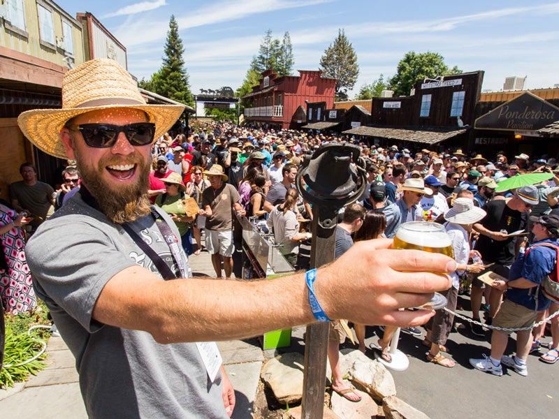 Brewmaster Matt Brynildson, Firestone Walker Invitational, Beer geeks