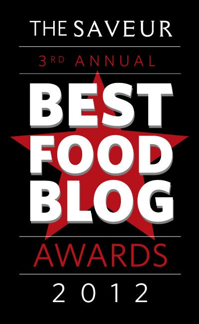 2012 Best Food Blog Awards: The Winners
