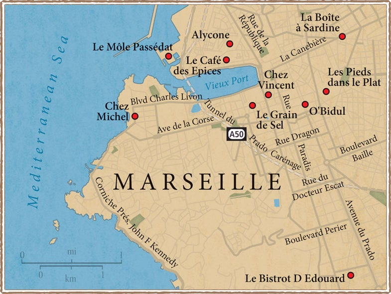 Travel Guide: Marseille